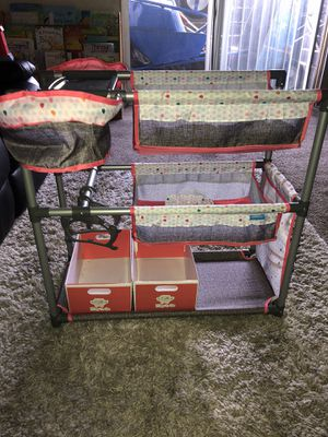 Doll Crib/Feeding for Sale in Pittsburg, CA