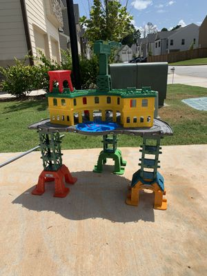Thomas and friends superstation for Sale in Atlanta, GA