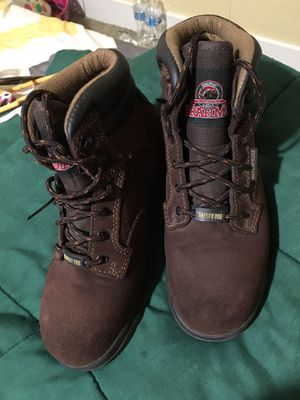 Steel Toe Work Boots for Sale in Denver, CO