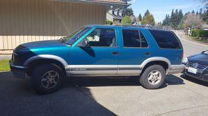 1996 Chevy Blazer for Sale in Bellevue, WA