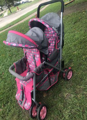 Double stroller for Sale in Cedar Hill, TX