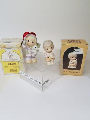 Precious Moments Porcelain Bisque Christmas Ornaments (Read Below) for Sale in Phoenix, AZ
