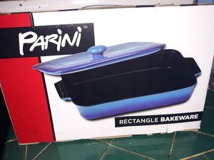 Parini rectangular bakeware for Sale in Sacramento, CA