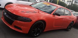 2016 Dodge Charger Sxt Blk Top ! for Sale in Laveen Village, AZ