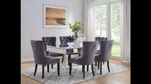 Table & 4 Side Chairs For $1299 Or Take It Home With $5 Down for Sale in Dallas, TX