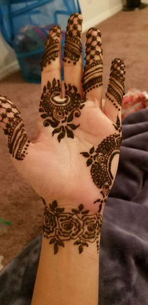 Temporary Henna tatoo for Sale in Ontario, CA