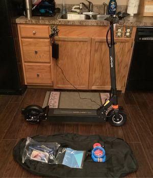 Joyor Scooter Blk ER8 43.5 miles Extended -Range on One Charge 22000mAh 48V for Sale in Wichita, KS