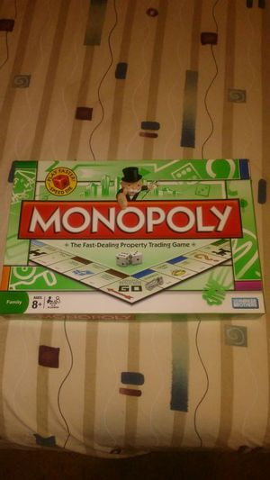 MONOPOLY IT STILL HAS THE BOOT WHEEL BURRAL. TIMBUL for Sale in Arlington, VA