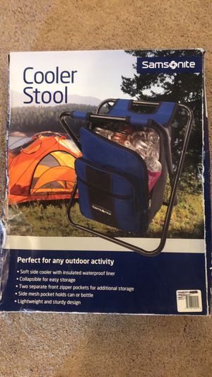 Cooler Stool Backpack NEW for Sale in Linthicum Heights, MD