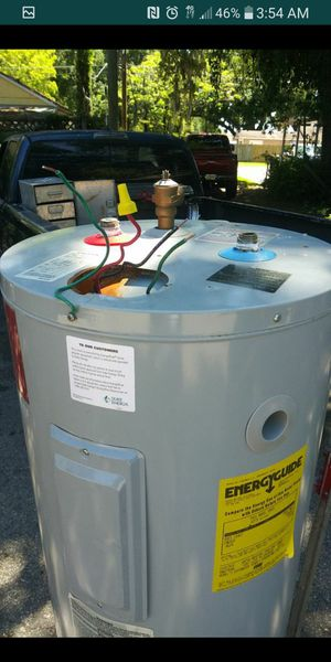 Water heater tank 5 foot 52galons for Sale in Orlando, FL