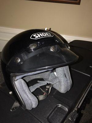 Shoei Rj platinum -r motorcycle helmet for Sale in Falls Church, VA