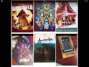 WOW 😮!!! Music and Movie Bundle. Read Post Great stuff!! First come first served . Curbside pickup in University Place. for Sale in University Place, WA