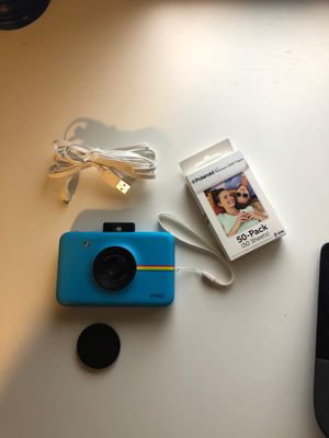Polaroid snap instant digital camera for Sale in Austin, TX