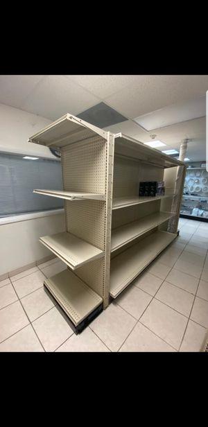 Store Closing, Gondola Shelving Display for Sale in Miami, FL