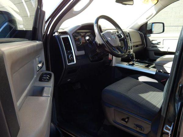 2011 Ram 1500 Crew Cab