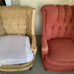 Free Vintage Project Chairs for Sale in Mountain View, CA