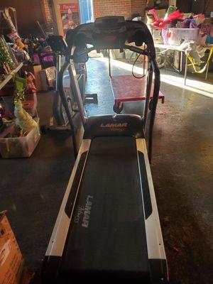Lamar heavy duty treadmill.... good condition. for Sale in Sanger, CA