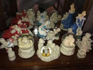 Lenox, fairy site, vintage angel, dragon site, snow babies and more 100's of collectables for Sale in Toms River, NJ