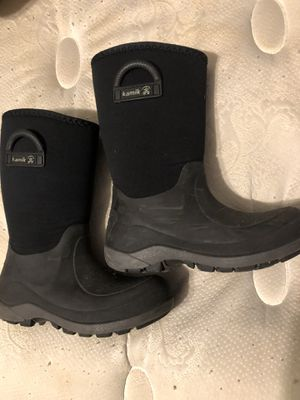 Kamik Kids Winter Waterproof Boots for Sale in Chicago, IL