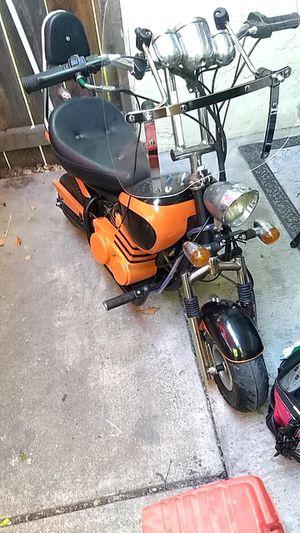 Mini Harley Davidson Chopper 50CC for Sale in Vacaville, CA