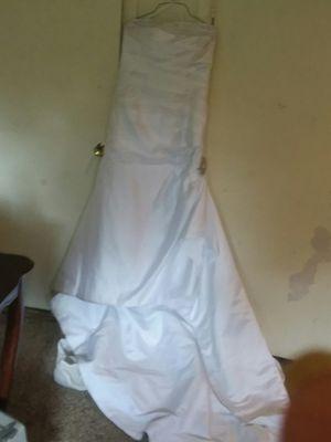 Wedding dress for Sale in Brackney, PA