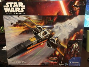 Star Wars MISB Poe Dameron X-Wing for Sale in Cashmere, WA