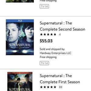 Supernatural for Sale in Montgomery, AL
