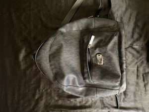 Micheal Kors Leather Holo-Name Backpack for Sale in Orlando, FL