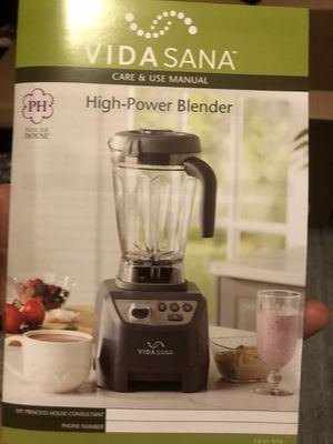 Princess house blender for Sale in Fort Worth, TX