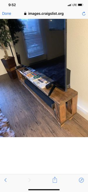 "65"" TV 4k hdr with soundbar for Sale in Corona, CA"