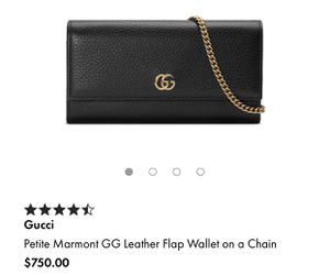 Gucci Wallet on Chain for Sale in Cypress, CA