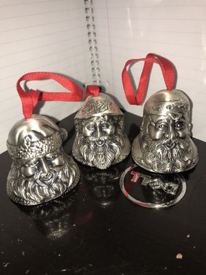 Vintage Christmas decor. All ceramic, wood or pewter for Sale in Bowie, MD