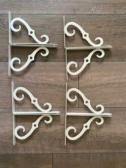 8 shelf brackets for Sale in New York,  NY