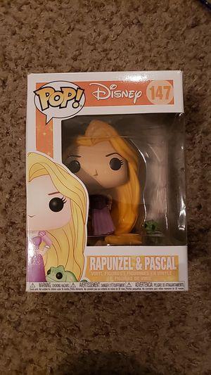 Funko Pop Disney Vaulted Rapunzel for Sale in Saint Paul, OR