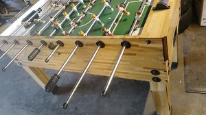 Foot ball table for Sale in Hillsboro, OR