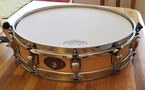 Tama Artwood Maple snare drum for Sale in Hollister, CA