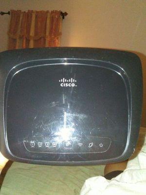 Cisco wifi Router for Sale in Frostproof, FL
