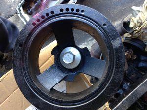 Ls1 lsx camaro damper harmonic balancer w bolt for Sale in Leesburg, VA
