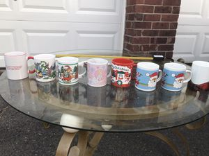 Cups coffee each 5$ for Sale in Clifton, NJ