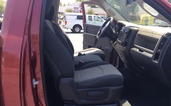 2012 Ram 1500 Regular Cab