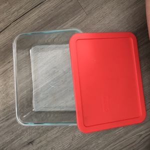 Pyrex glass container for Sale in Henderson, NV