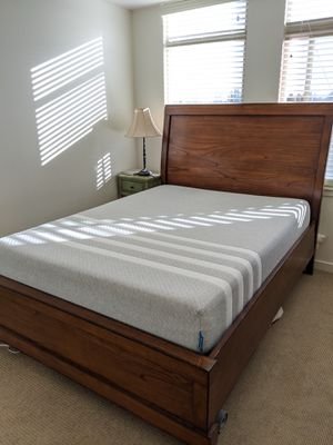 Queen bed frame for Sale in Westminster, CO