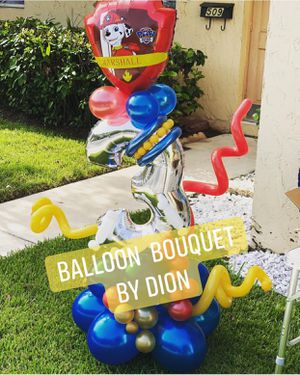 Balloon Bouquets for Sale in Tamarac, FL