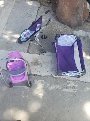 Babydoll playset for Sale in Cheyenne, WY