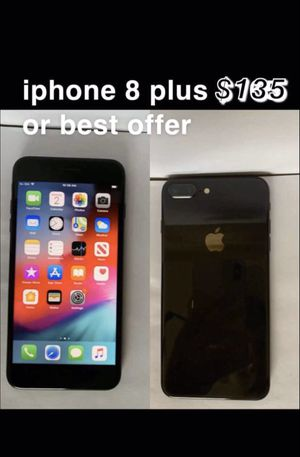 iphone 8 plus for Sale in Ashland, VA