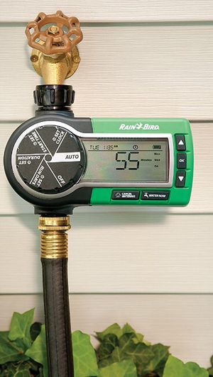 Rain bird faucet timer for Sale in Humble, TX
