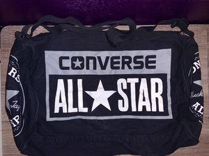 Converse Duffle Bag Gym Bag for Sale in St. Petersburg, FL