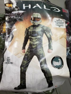 Halo Master Chief Halloween Costume for Sale in Santa Fe Springs, CA