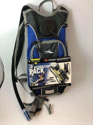 New Hydration BackPack for Sale in Miami, FL