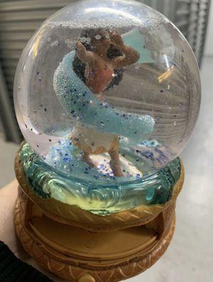 Disney Moana's Musical Water Globe & Jewelry Box for Sale in Anaheim, CA